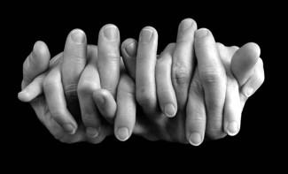 amizade mãos