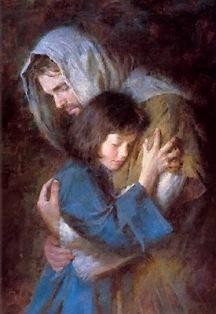 abraco+jesus