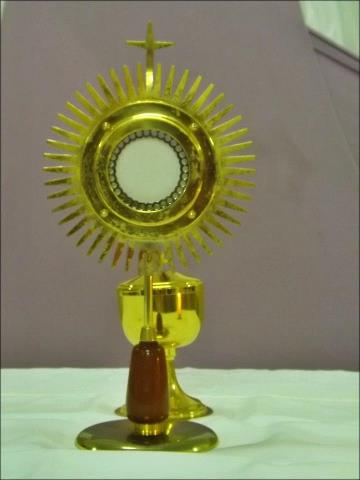 jesus eucaristico