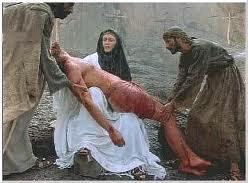 maria jesus morto