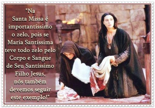 zelo eucaristia