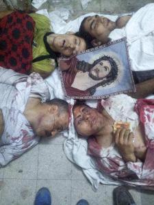morte cristãos