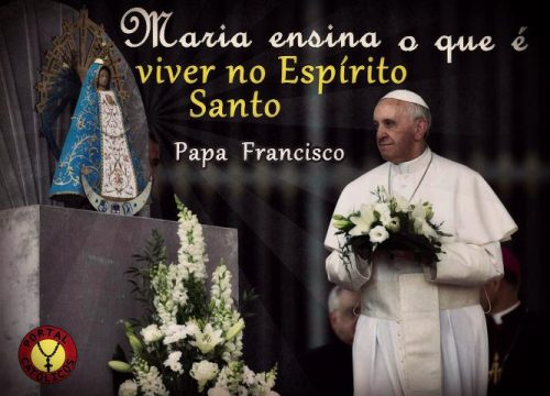 papa mfrancisco maria