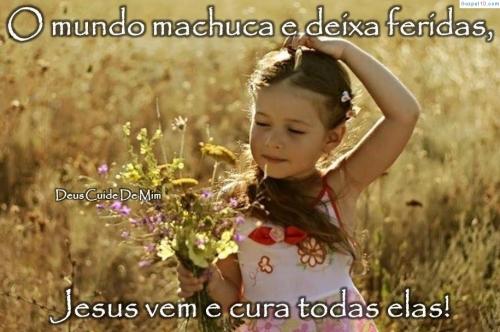 Mensagem-de-Deus-Jesus-cura-uma-mulher-e-uma-menina