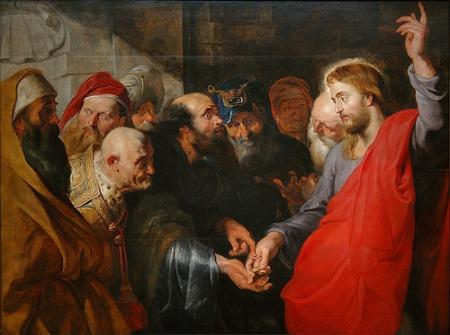 Resultado de imagem para Mateus 17,22-27