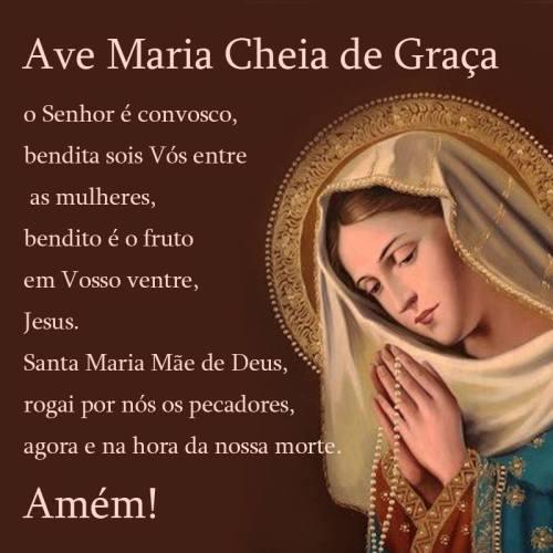 AVE MARIA ...
