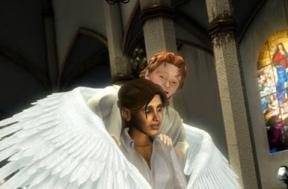 anjo grande milagre