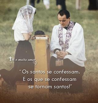 sacramento confissão