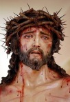 JESUS COM COROA DE ESPINHOS