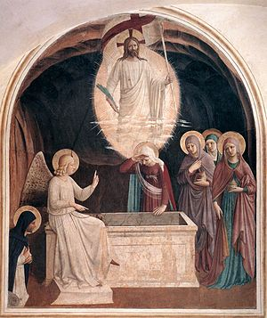ressu300px-Fra_Angelico_-_Resurrection_of_Christ_and_Women_at_the_Tomb_(Cell_8)_-_WGA00542