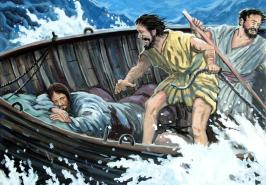 jesus dorme disciples_jesus_storm_boat11