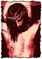 jesus cruz sangue images