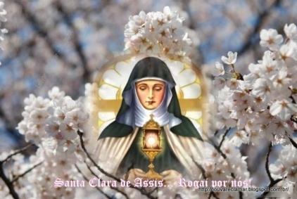 Santa_Clara_Assis_11_Agosto_Ora_ao