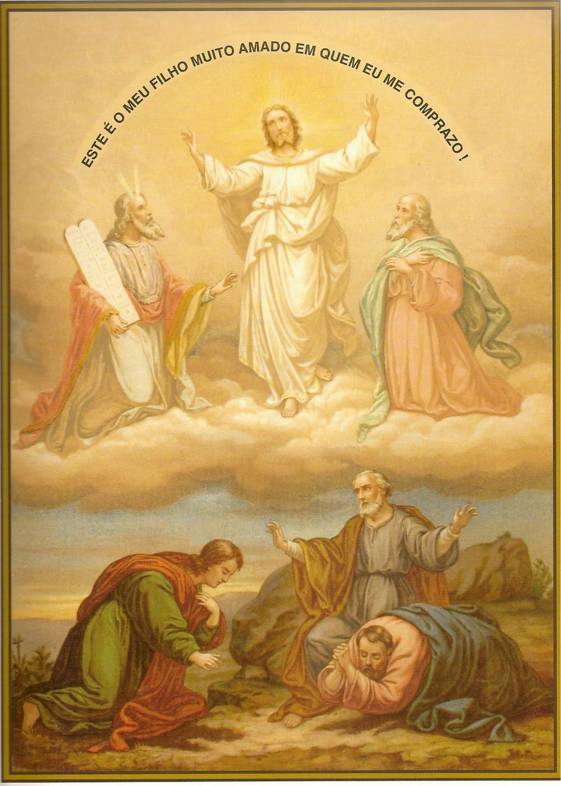 Resultado de imagem para transfiguração do senhor