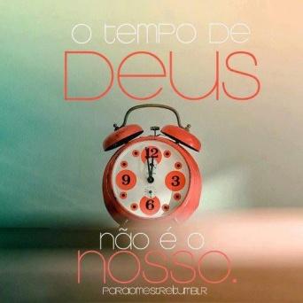 o-tempo-de-Deus