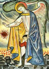 santo anjo GUARDA