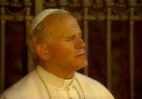 papa resando joao paulo jp2