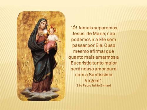 São Pedro Julião Eymard, Slide3
