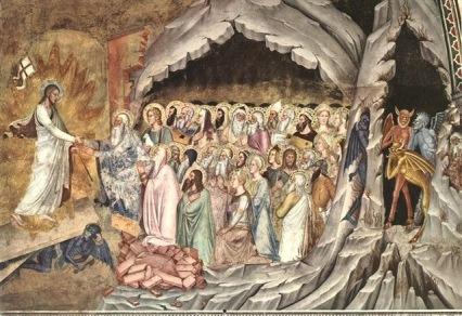 descida de Cristo ao inferno[5]