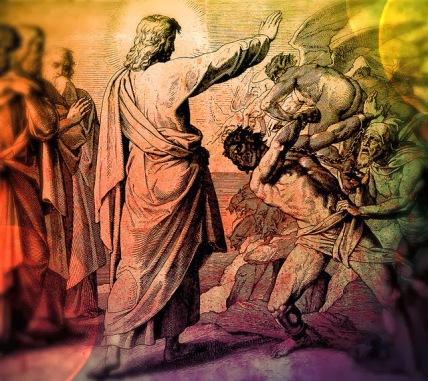 jesus cura scaccia i demoni 2