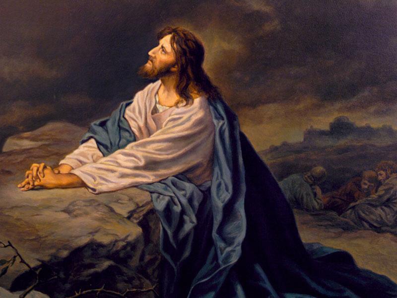 Resultado de imagem para jesus foi a montanha para rezar