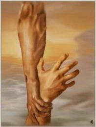 MÃO JESUS LEVANTA Protecao-de-Deus