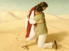 abraço jesus