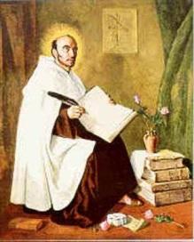 São João da Cruz, poeta místico.