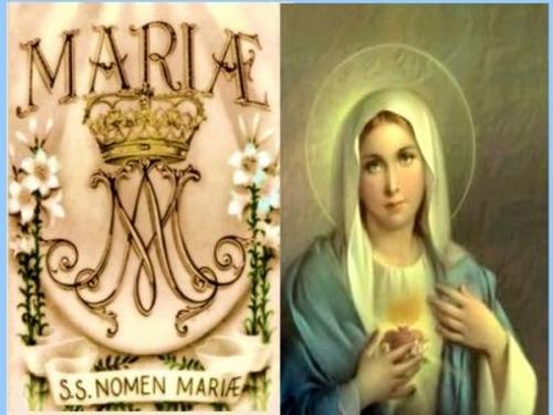 nome de maria
