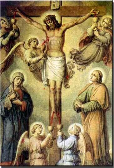 CHAGAS Jesus Crucificado 4