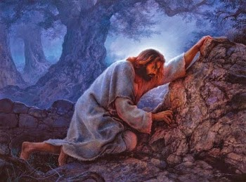 Cristo no Jardim das Oliveiras