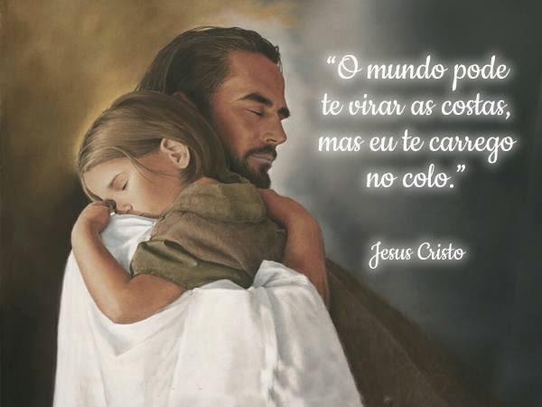 És Meu Amigo Colo De Deus: Misericórdia E Piedade é O Senhor.
