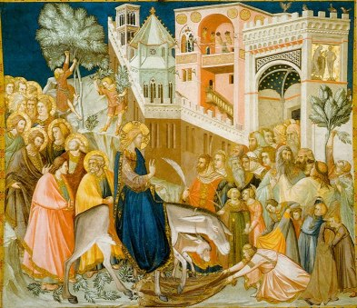 ramos Assisi-frescoes-entry-into-jerusalem-pietro_lorenzetti