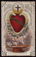 coração Sacred Heart of Jesus Bouasse Lebel 3000