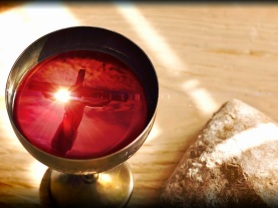 sangue Holy Thurs- Bread and Wine 4